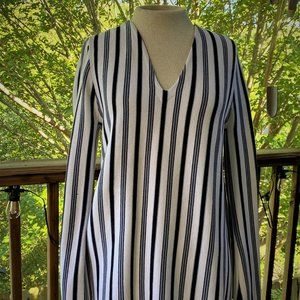 Striped Ann Taylor Sweater